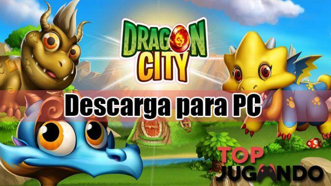 descargar para pc Dragon City