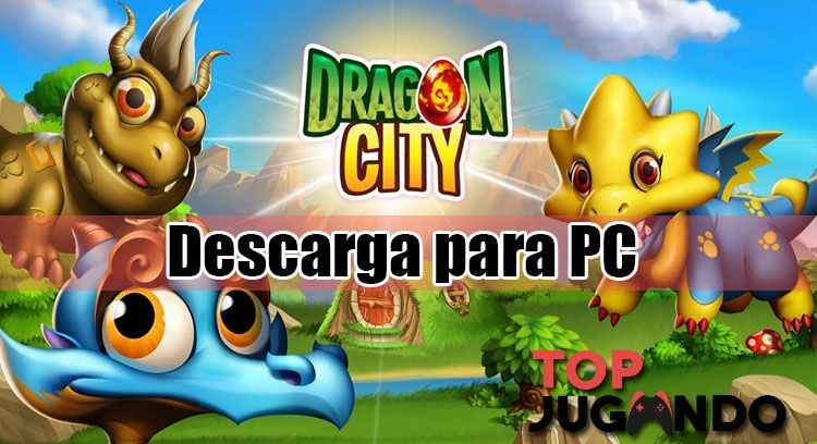 descargar para pc Dragon City
