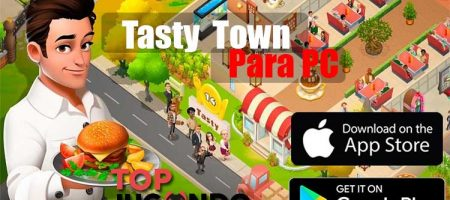 Descargar Tasty Town para PC Gratis