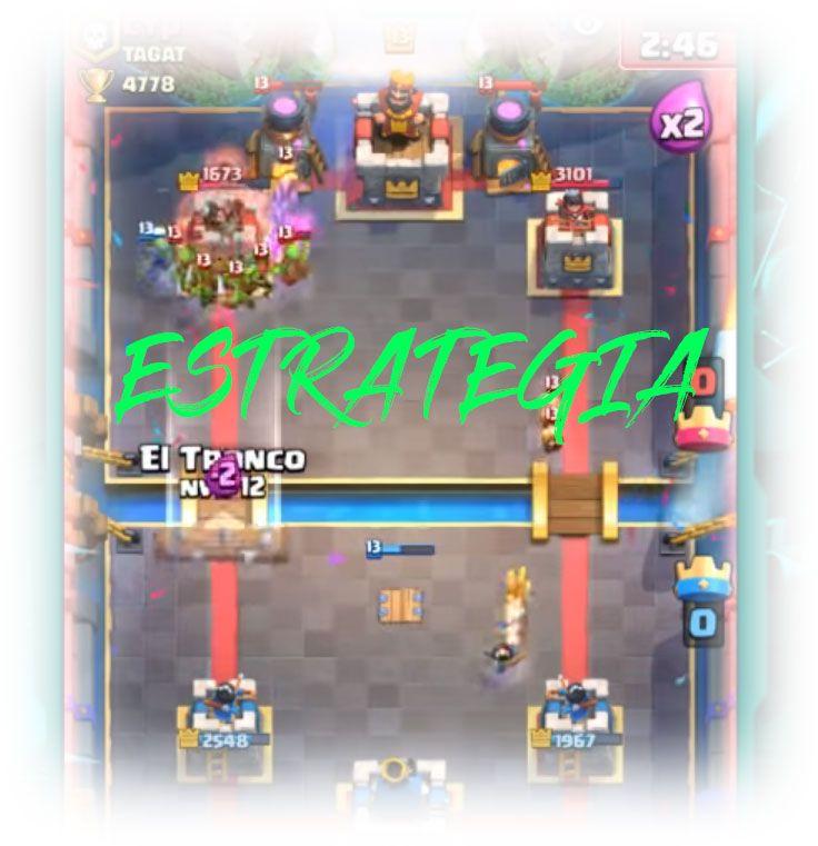 estrategia en clash royale