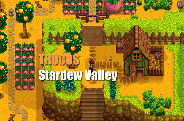 LOS Mejores trucos de stardew valley