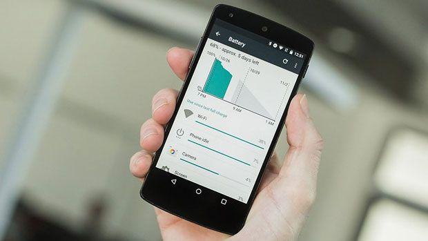 Ahorrar batería del móvil