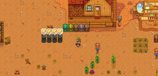 Conseguir oro en stardew valley