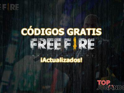 Códigos para Free Fire