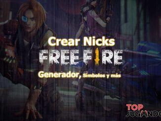generador de nicks en free fire con nombres originales y simbolos gratis