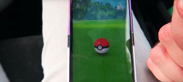 desactivar la cámara para capturar pokemon