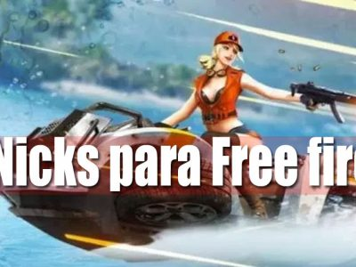 Crea Nombres y Nicks Divertidos para Free Fire