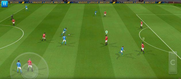 dreame league soccer ventajas de jugar en pc