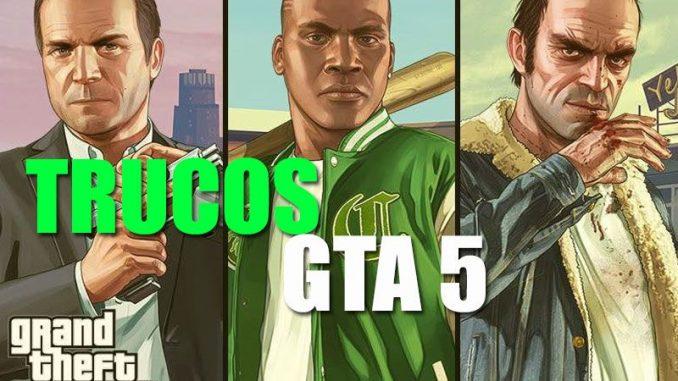 Los mejores trucos GTA V