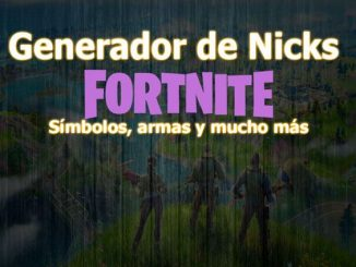 generador de nicks para fortnite