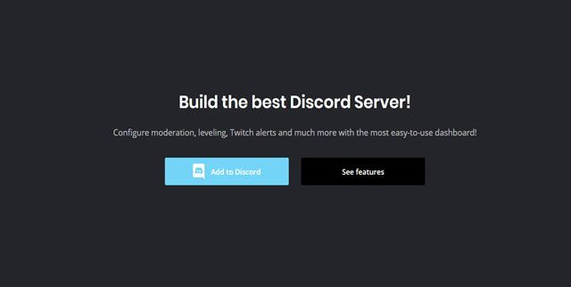 mee6 mejor discord server