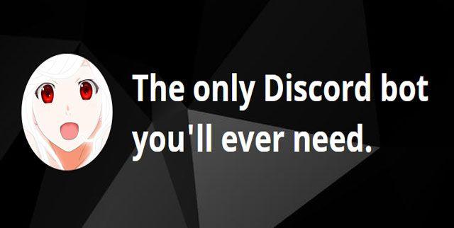 nadekobot para discord