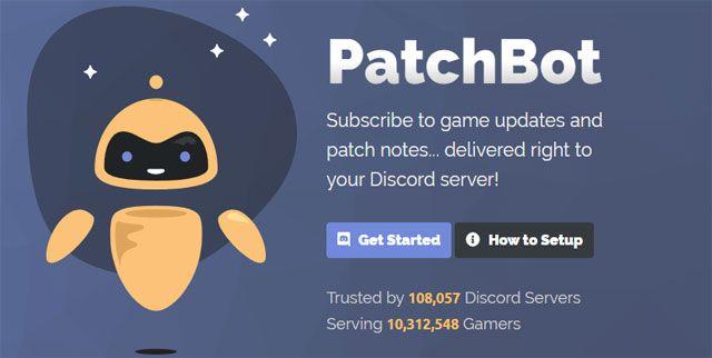 Patchbot discord
