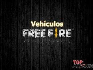 Conoce todos los Vehículos de Free Fire 1