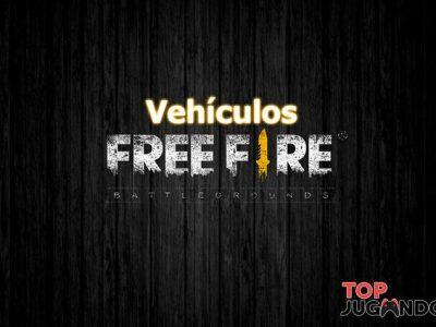 Conoce todos los Vehículos de Free Fire