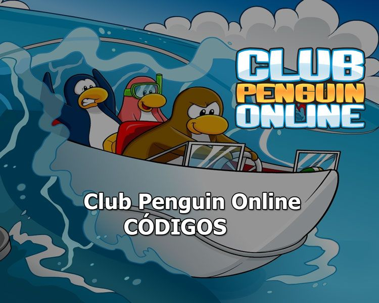 club penguin codigos online