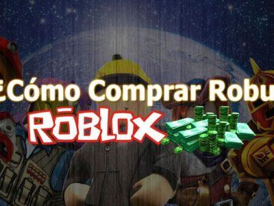 ¿Cómo comprar Robux?