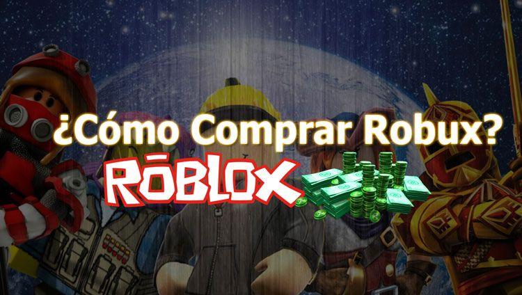 Como comprar robux
