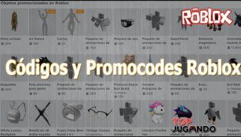 Códigos para Roblox – Promocodes Febrero 2020