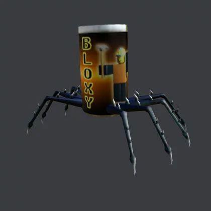 Spider cola accesorio