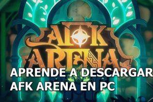 ¿Cómo descargar y jugar AFK Arena en PC?