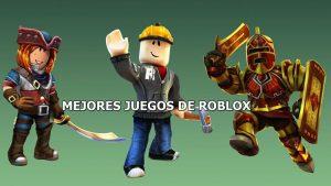 mejores juegos de roblox