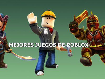 Los mejores juegos de Roblox 2020