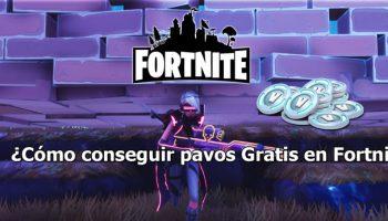 ¿Cómo conseguir Pavos gratis en Fortnite?