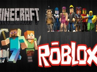 Roblox vs Minecraft - Comparativa 1