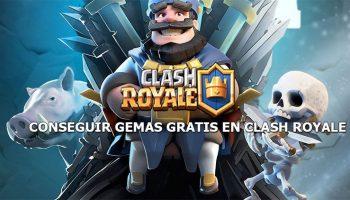 ¿Cómo conseguir gemas gratis en Clash Royale?