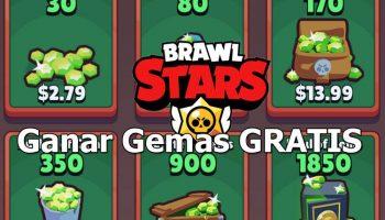 ¿Cómo conseguir gemas gratis en Brawl Stars?