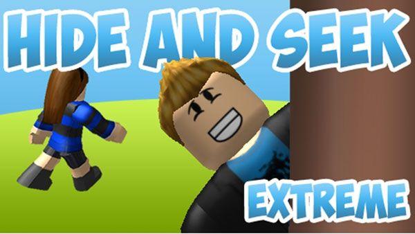 Hide and seek extreme