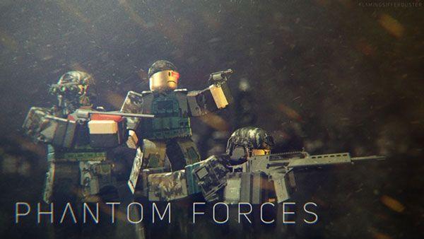 phantom forces juego de roblox