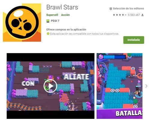 requisitos brawl stars todas las plataformas