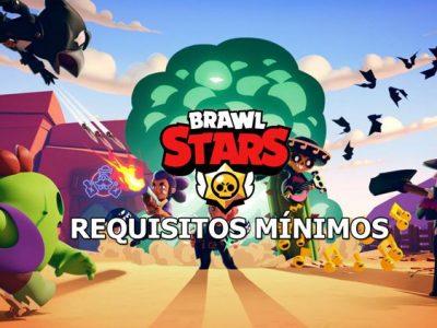 Requisitos mínimos para jugar a Brawl Stars en ios y Android