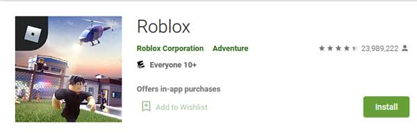 roblox for android