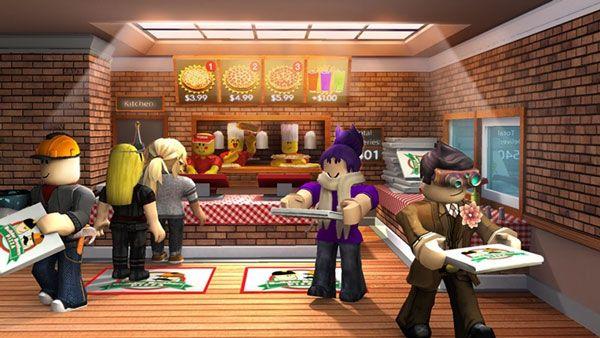 work at pizza palace