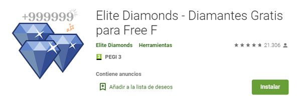 Elite diamonds