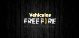 Vehiculos de free fire