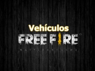 Vehiculos de free fire