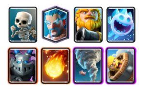 TOP trophy push with the ice wizard