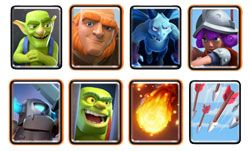 Giant deck for arena 2