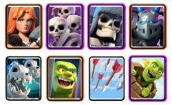 Giant Skeleton deck Arena 4