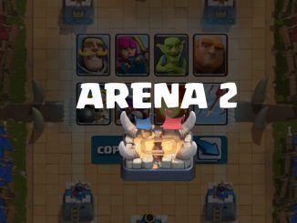 mazo para arena 2