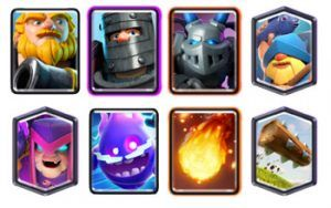 Royal Giant Deck for Grand Challenge