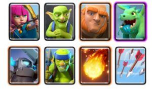 Versatile deck for arena 2