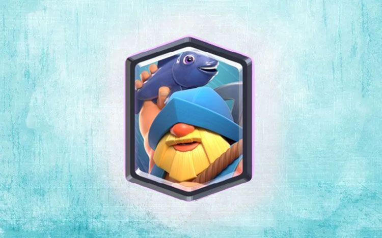 fisherman clash royale