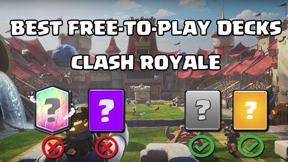 free to play decks