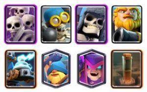 Giant Skeleton deck