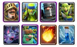 Goblin Giant double-Prince deck